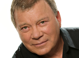 William Shatner in Rochester, April 5