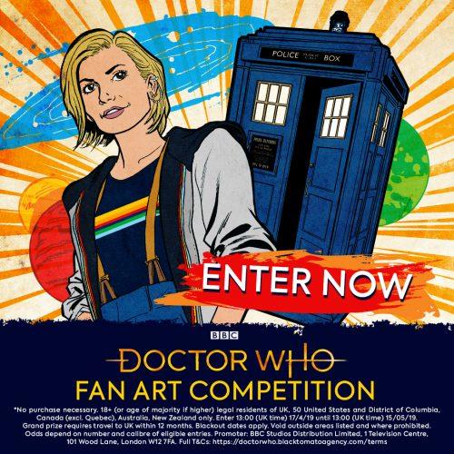 DW Fan Art Contest 2019